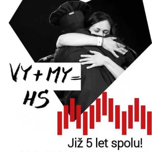 Výstava VY+ MY = HS (Již 5 let spolu)