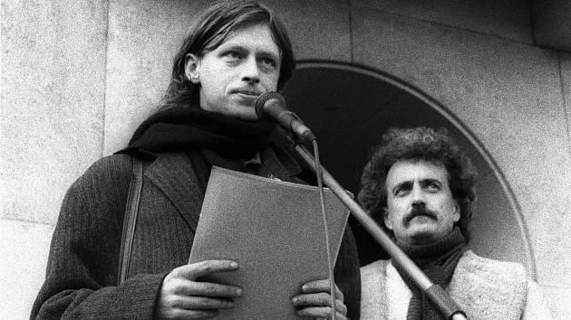 Večery s HS: Ivo Mludek / 30 let od Sametové revoluce na Opavsku