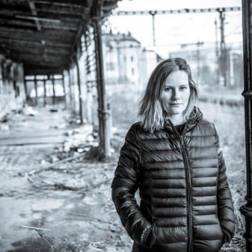 Anna Beata Háblová - Nemísta měst