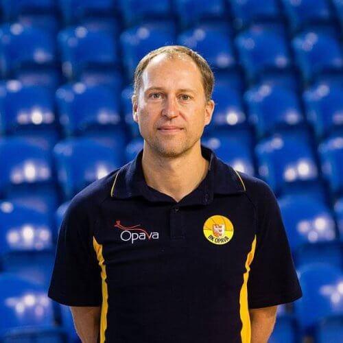 Petr Czudek - Nejen o basketbalu