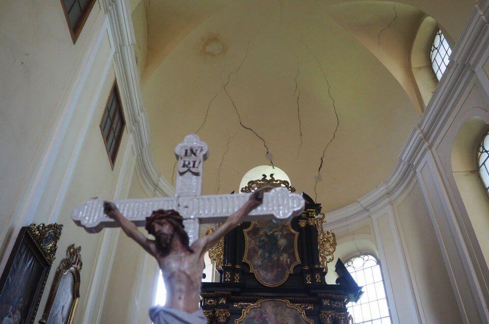 ON-LINE Večery s HS: Komentovaná prohlídka kostela sv. Jana Křtitele v Opavě