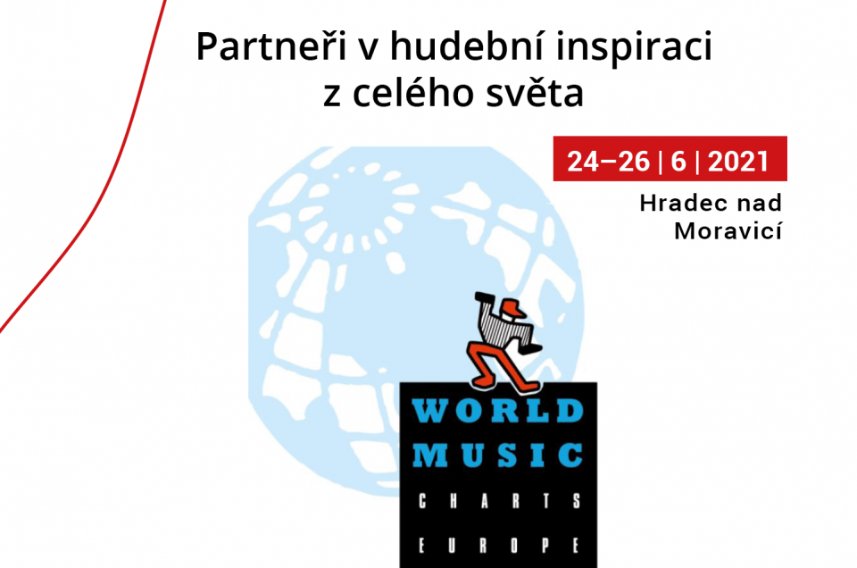 Festival navázal partnerství s World Music Charts Europe