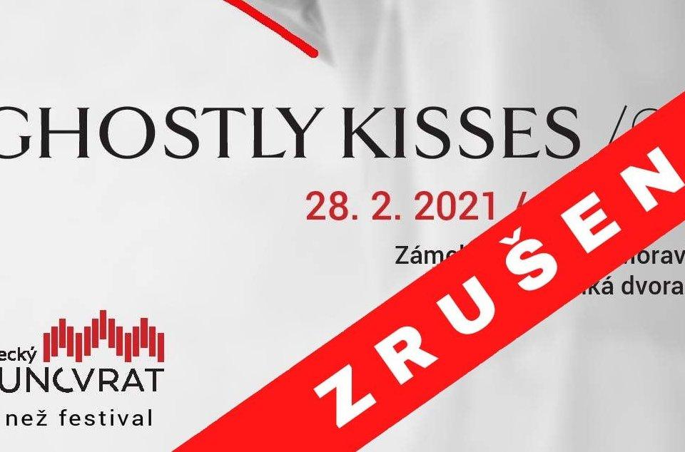 Koncert Ghostly Kisses /CAN/ zrušen